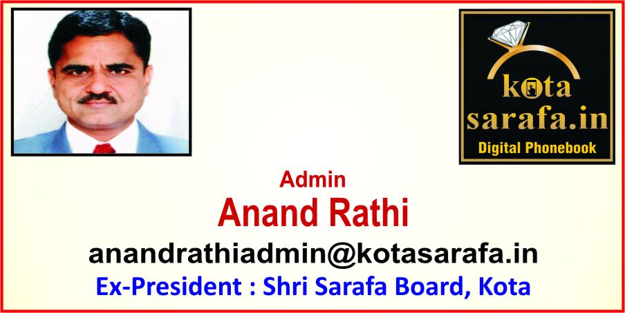 Kota Sarafa Admin